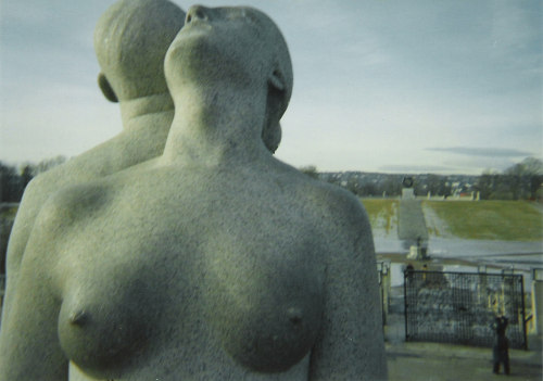 Vigeland Sculpture Park, Oslo